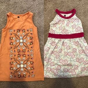 Two Tea Collection dresses